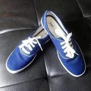 Keds Original Blue Size 6.5